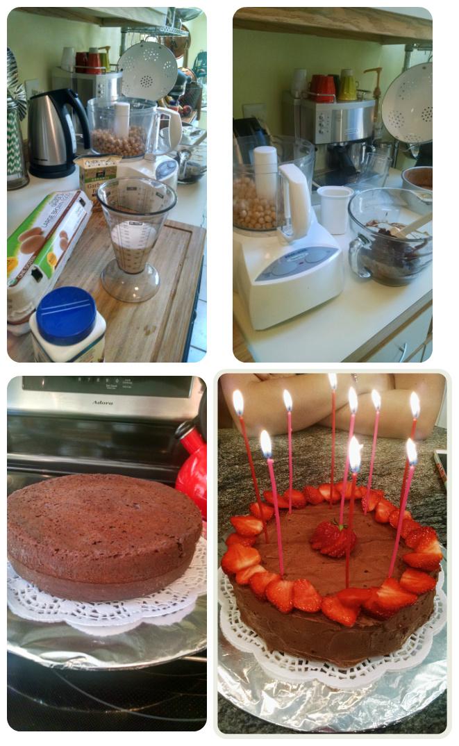 Marissa Bday cake